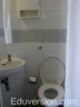 York University: en suite bathroom