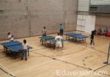 York University: table tennis