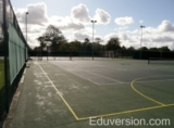 York University: tennis courts